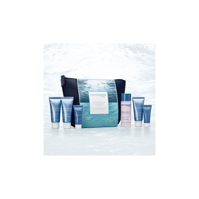Hydration Beauty Set -Reisikomplekt näonahka niisutavate toodetega